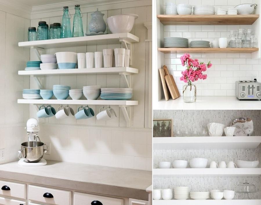 Foto estantes abiertos de miriam mart 961322 habitissimo - Le spezie in cucina ...
