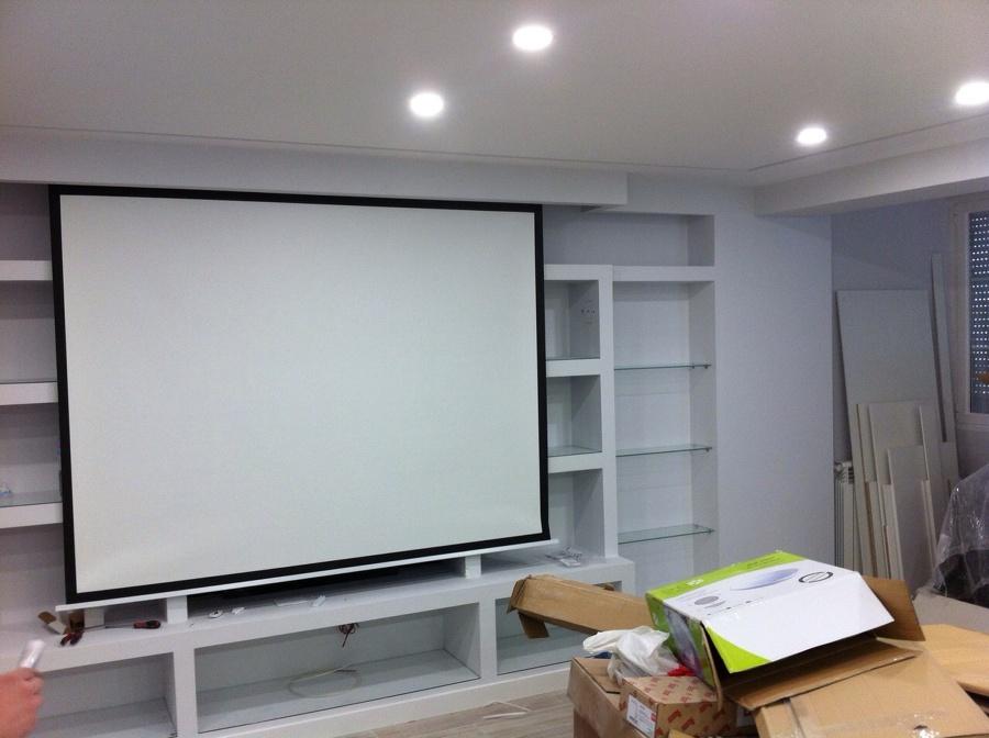 estantes salón