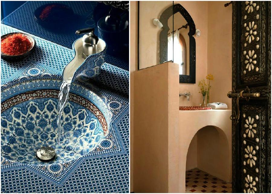 Baños Estilo Marroqui:Baños de Ensueño para Sumergirse en Fantasías Relajantes