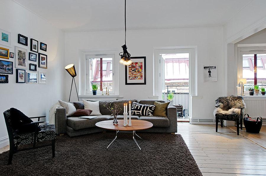 Ilumina tu hogar como una estrella de cine ideas decoradores for Estilos de departamentos modernos