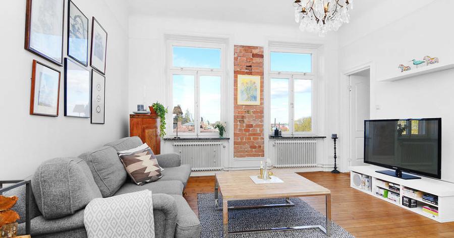 5 pisos peque os que enamoran ideas reformas viviendas - Piso pequeno estilo nordico ...