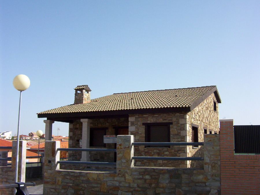 Foto estilo r stico gallego de estudio de arquitectura for Estudios arquitectura zaragoza