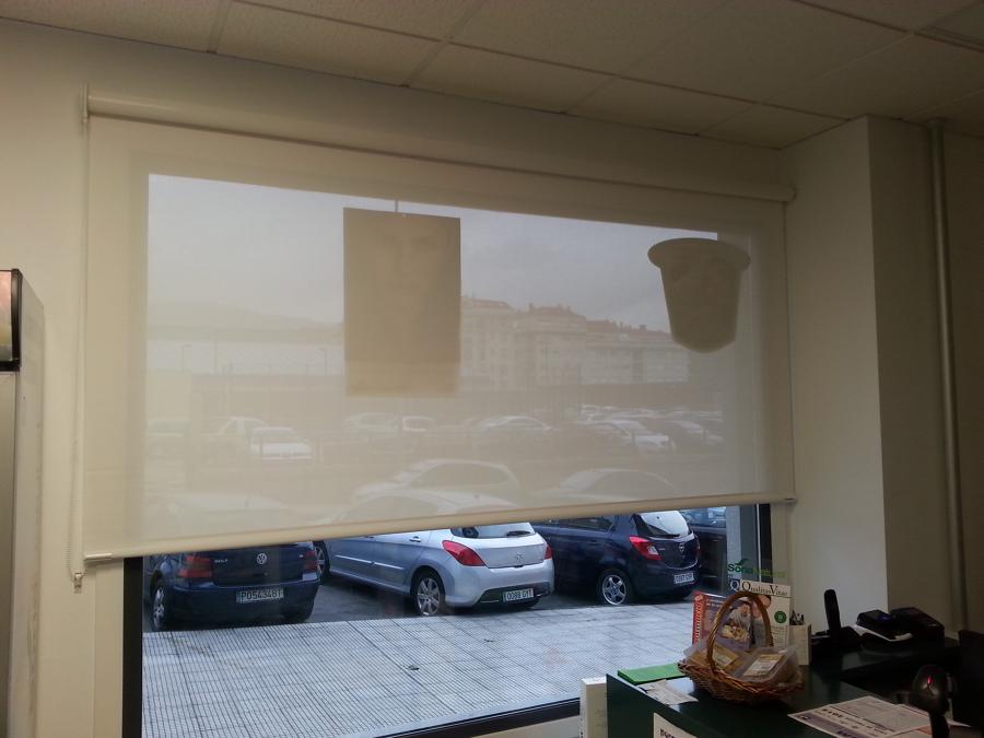 Estores polyscreen ideas carpinter a aluminio - Estores polyscreen ...