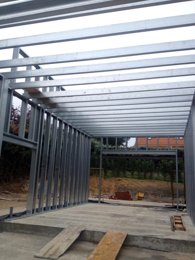 Foto: Estructura Acero Galvanizado de Acero Modular S.l #452783 ...