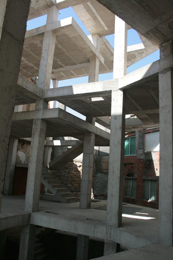 Estructura casa consistorial
