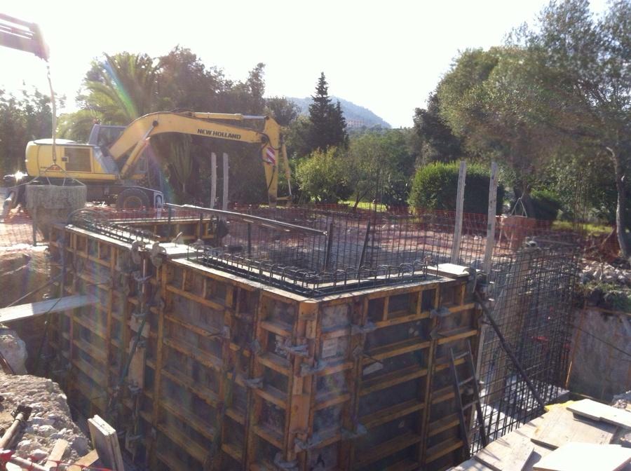 Estructura hormig n armado ideas construcci n casas for Construccion casas hormigon