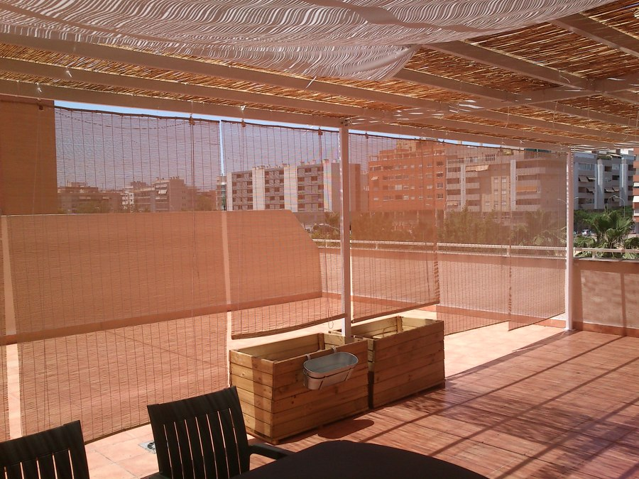 Construcci n cenador terraza ideas construcci n casas for Construccion de casas en terrazas