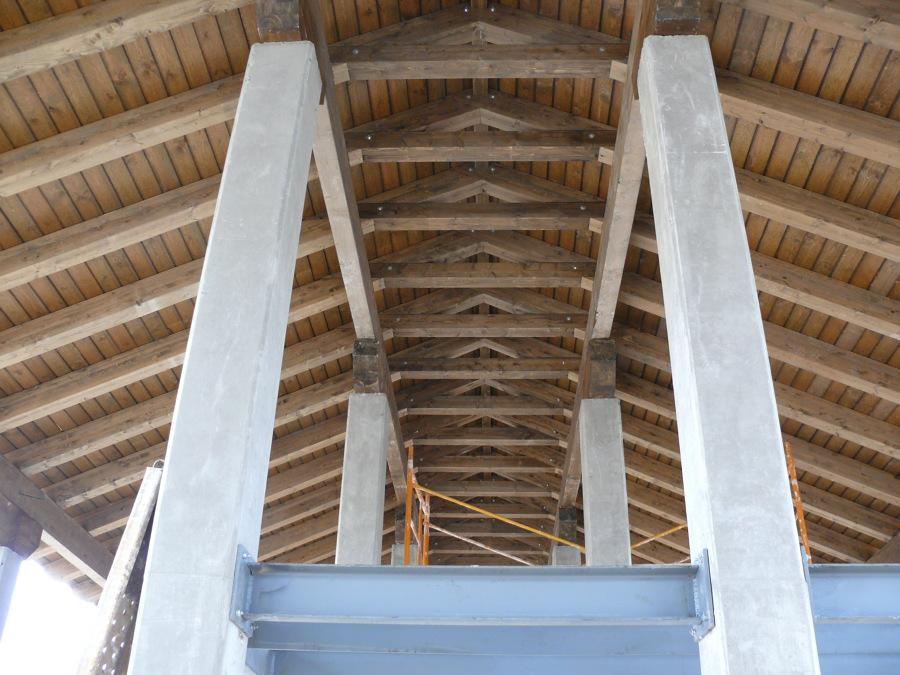 estructura mixta