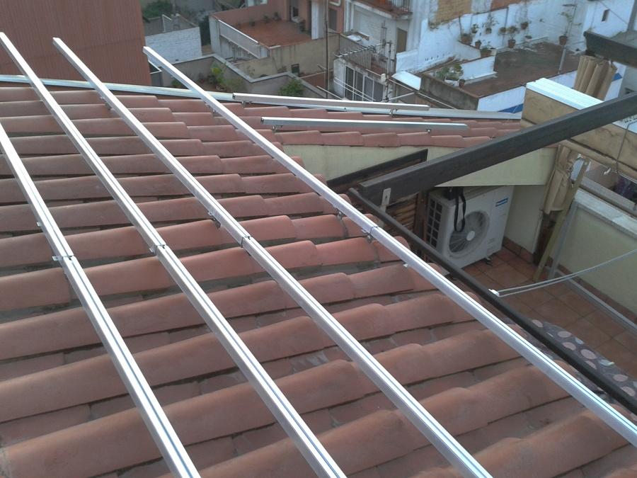 Sistemas solares fotovoltaicos barcelona ideas placas for Placas solares barcelona