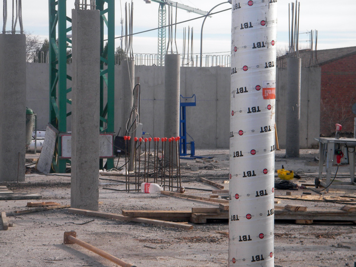 estructura pisos