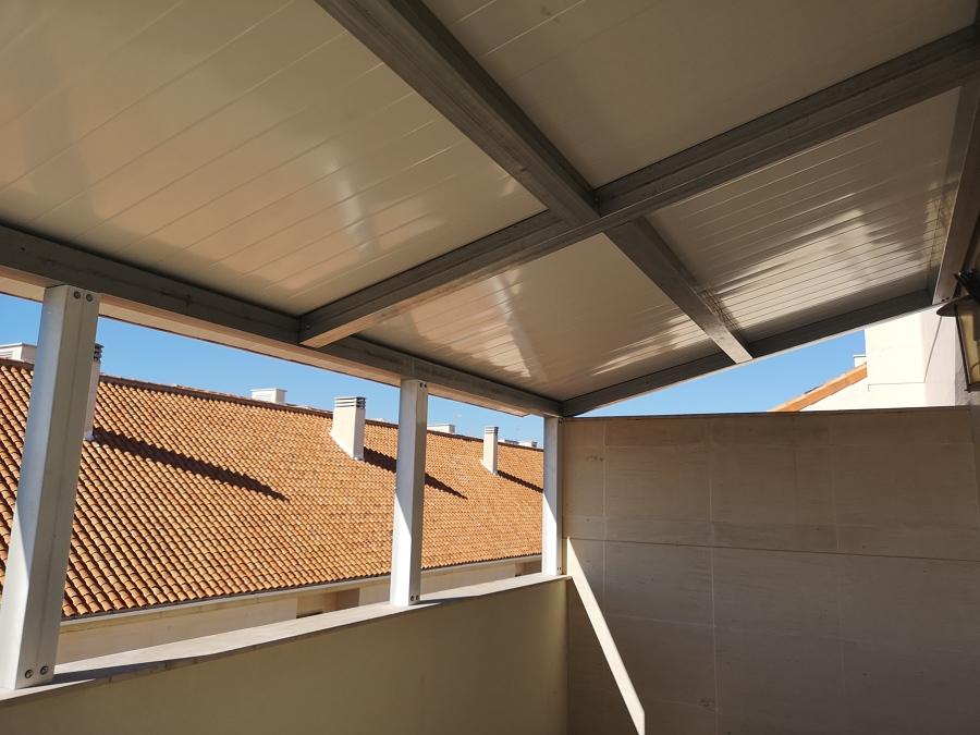 Estructura y techo