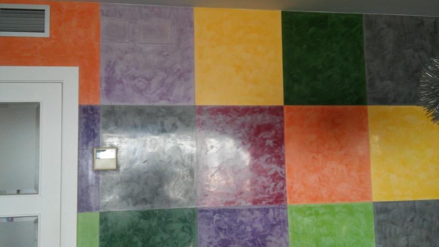 Foto estucado veneciano en diferentes colores de angel - Estuco veneciano colores ...
