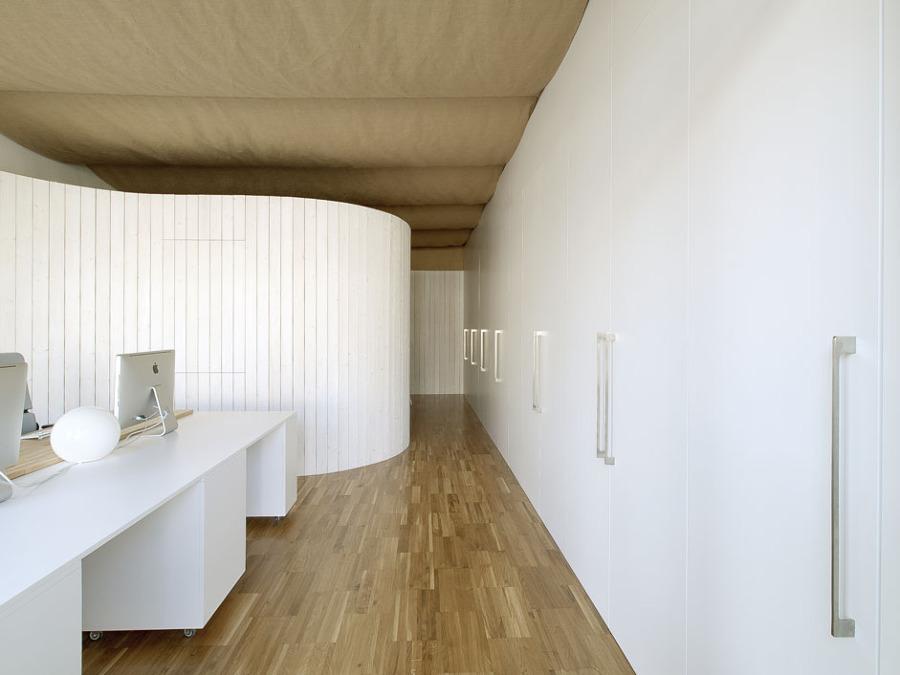 Foto estudio de arquitectura de domohomo arquitectos for Estudios arquitectura zaragoza