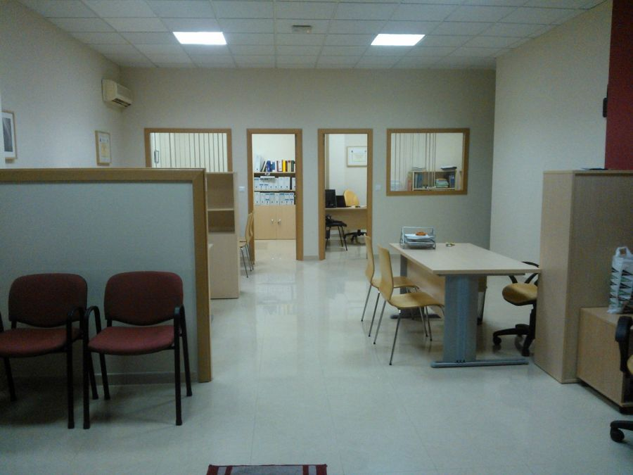 Estudio e instalación alumbrado eficiencia energética tipo LED
