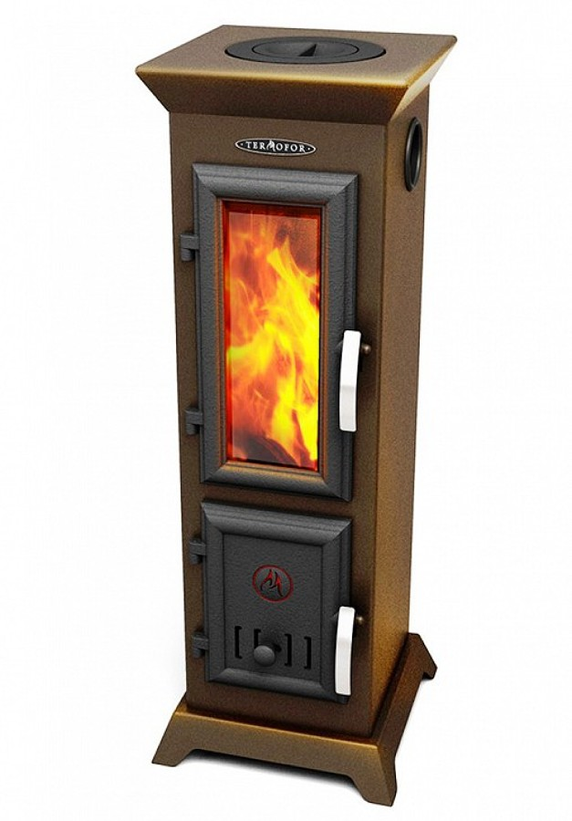 Nuestras estufas ideas calefacci n for Estufas de lena mini