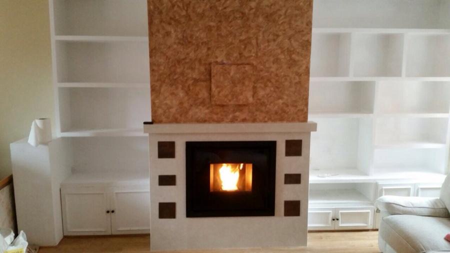 Estufas de pellet biomasa para sector residencial y for Estufas biomasa precios
