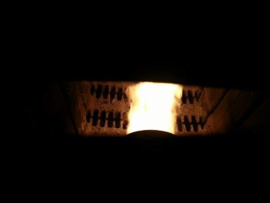 Foto estufa de pellets y le a fer de tecnisolar 654839 - Estufa de pellets y lena ...