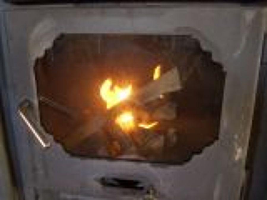 Limpieza chimenea de estufa de le a ideas chimeneas - Limpieza de chimeneas ...