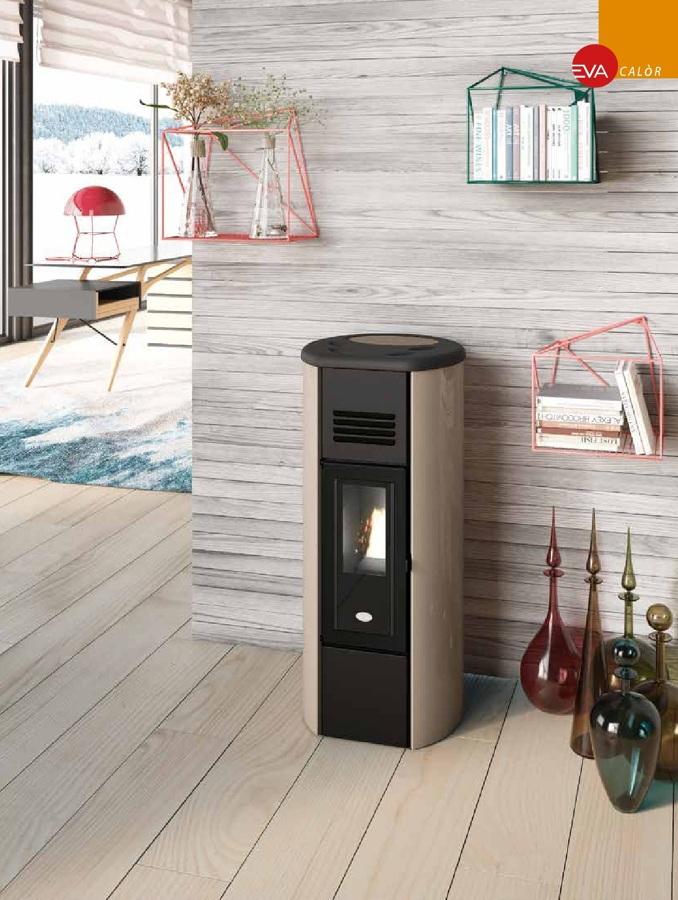 Estufas de calor elegant estufa bioetanol bronpi artemis - Estufa de calor ...
