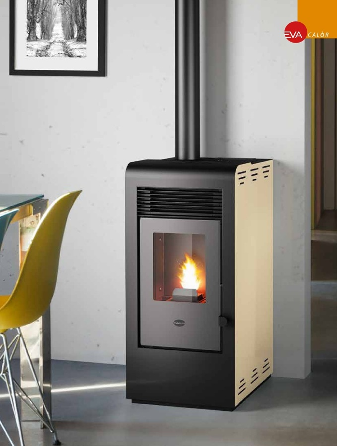 Productos de biomasa ideas calefacci n - Estufa de calor ...