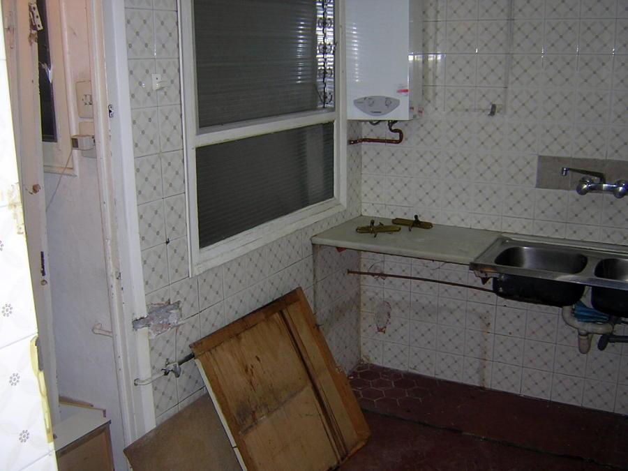 etado inicial cocina