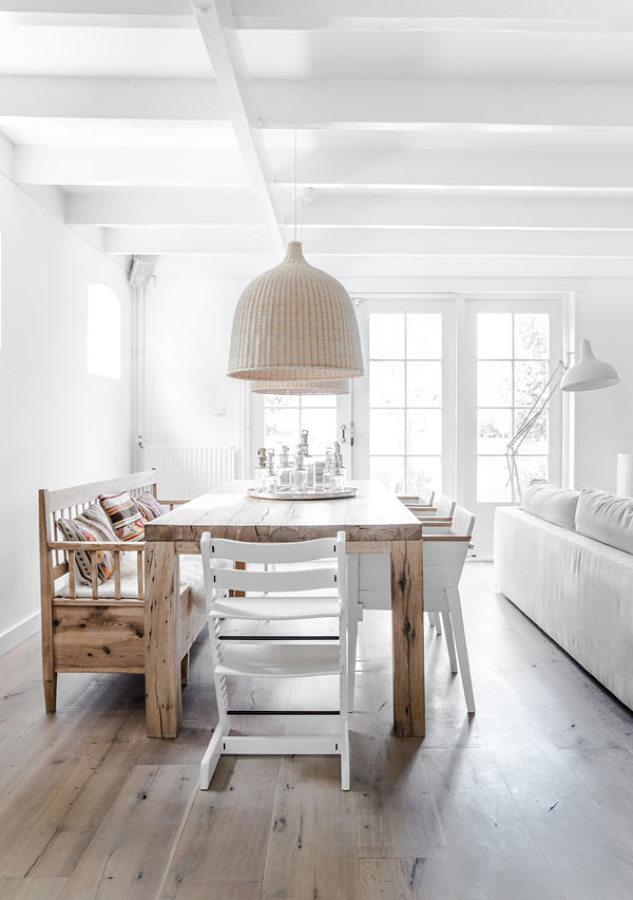 Foto comedor luminoso de decoratualma 1036201 habitissimo - Deco hogar ourense ...