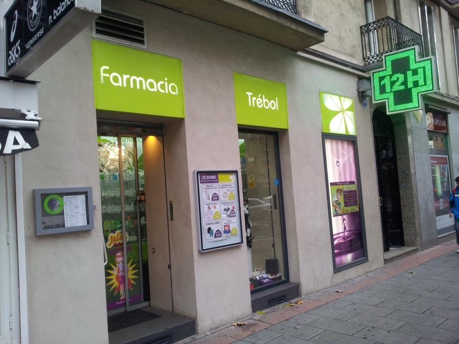 Expediente de actividad para farmacia