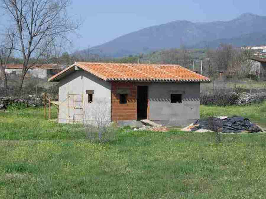 Casa de campo ideas construcci n casas - Construccion casas de campo ...
