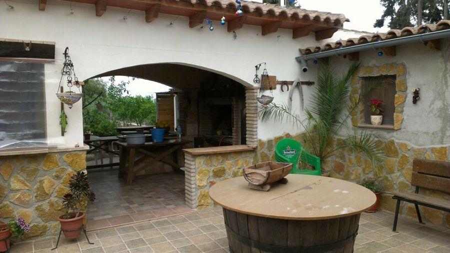 Exterior Barbacoa
