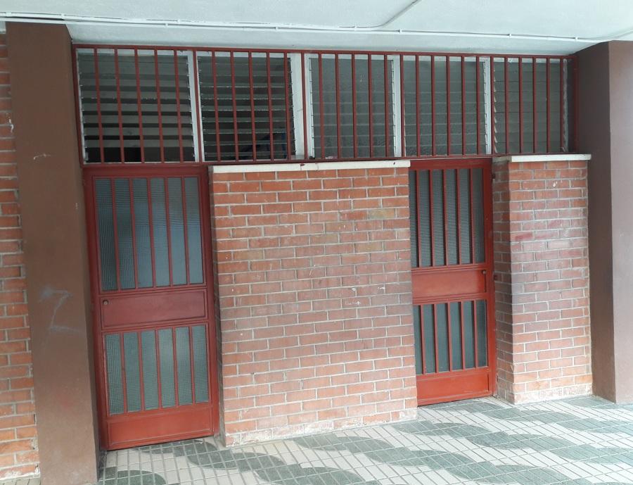 Exterior - Puertas