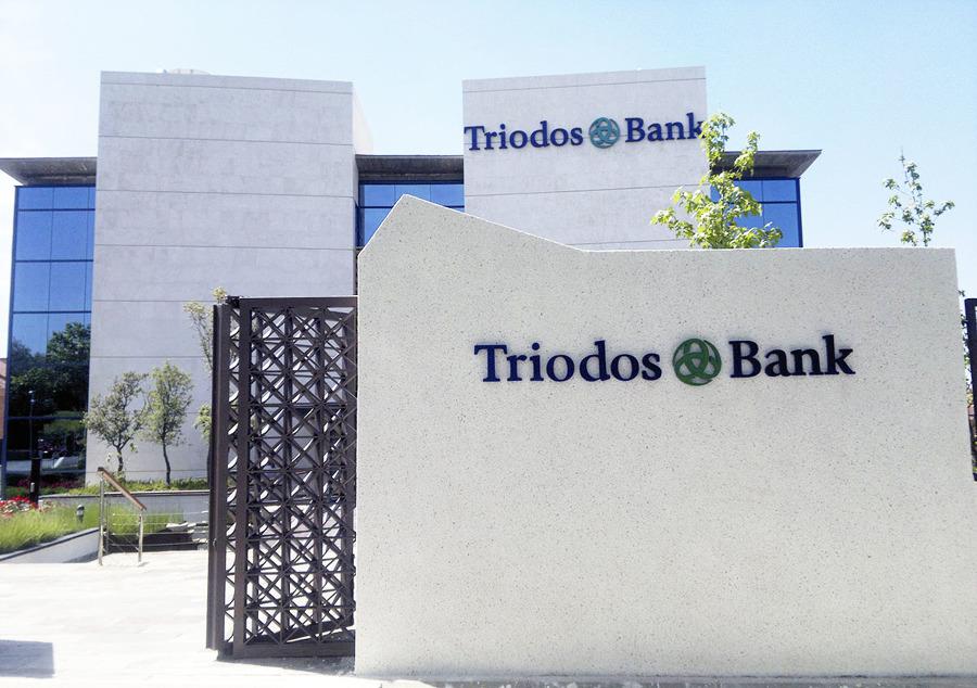 Exterior sede central - Triodos Bank