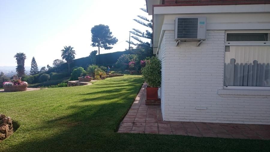 Exterior vivenda