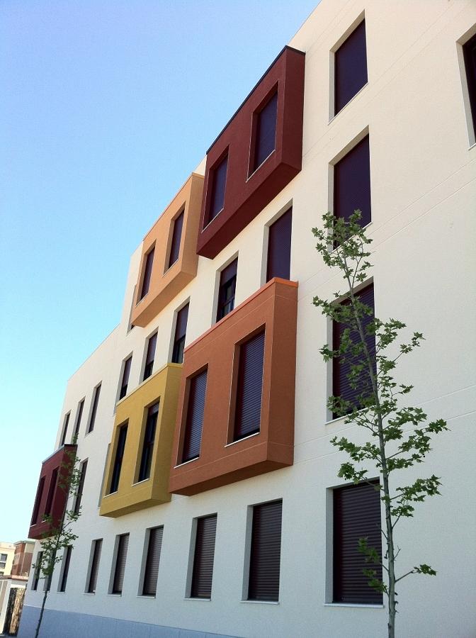 89 viviendas protegidas en vila ideas arquitectos - Arquitectos en avila ...