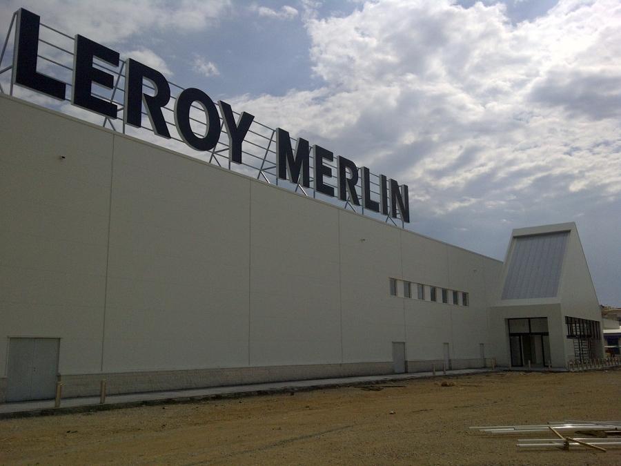Tiendas leroy merl n proyectos pavimentos continuos for Leroy merlin oficinas centrales