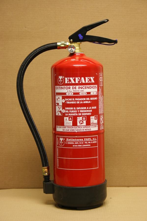 Consejos para la colocaci n de los extintores ideas mantenimiento ascensores - Extintor para casa ...
