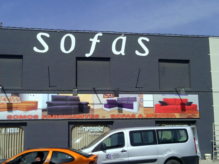 Foto fabrica sofas de decoraciones argamason 379322 for Fabrica sofas zaragoza