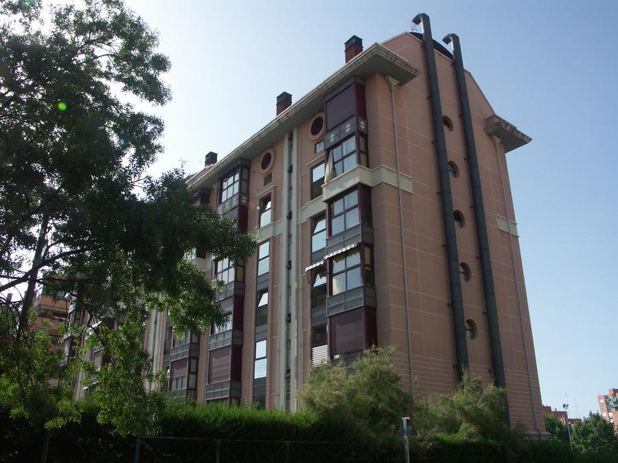 Dos edificios de viviendas en madrid ideas arquitectos - Listado arquitectos madrid ...