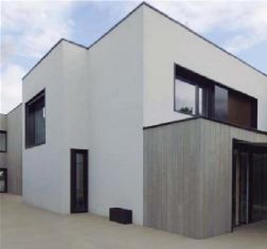 Casa moderna ideas construcci n casas prefabricadas - Construccion casas modernas ...