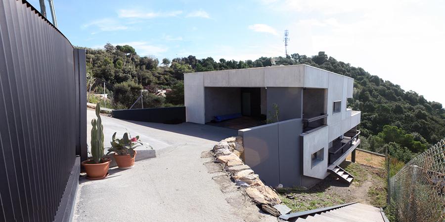 Casa prefabricada en barcelona ideas construcci n casas - Casas prefabricadas barcelona ...