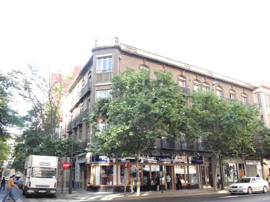 Proyecto de rehabilitaci n de fachada de edificio - Arquitectos en zaragoza ...