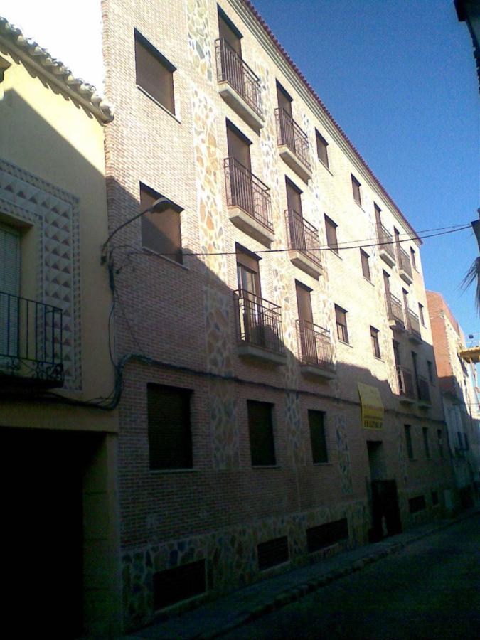 Fachada calle Marquina