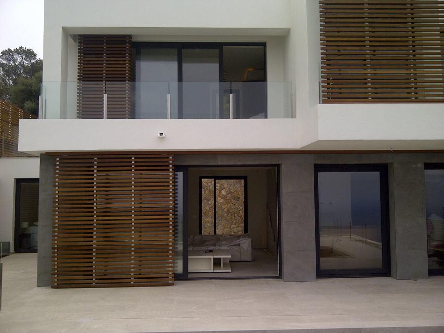 Dos viviendas unifamiliares en andratx ideas - Construccion viviendas unifamiliares ...
