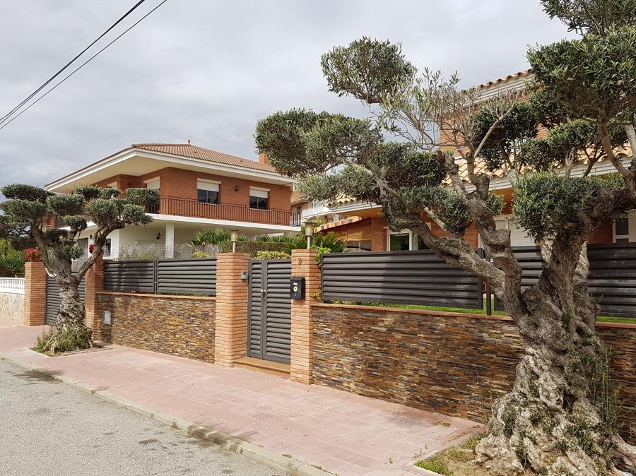 Foto fachada de piedra natural de montcasa reformas - Fachada de piedra natural ...