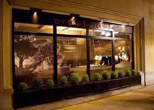 Foto fachada del restaurante de oficio s r a for Fachadas de restaurantes modernos