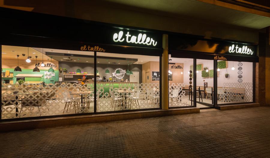 Fachada - El Taller