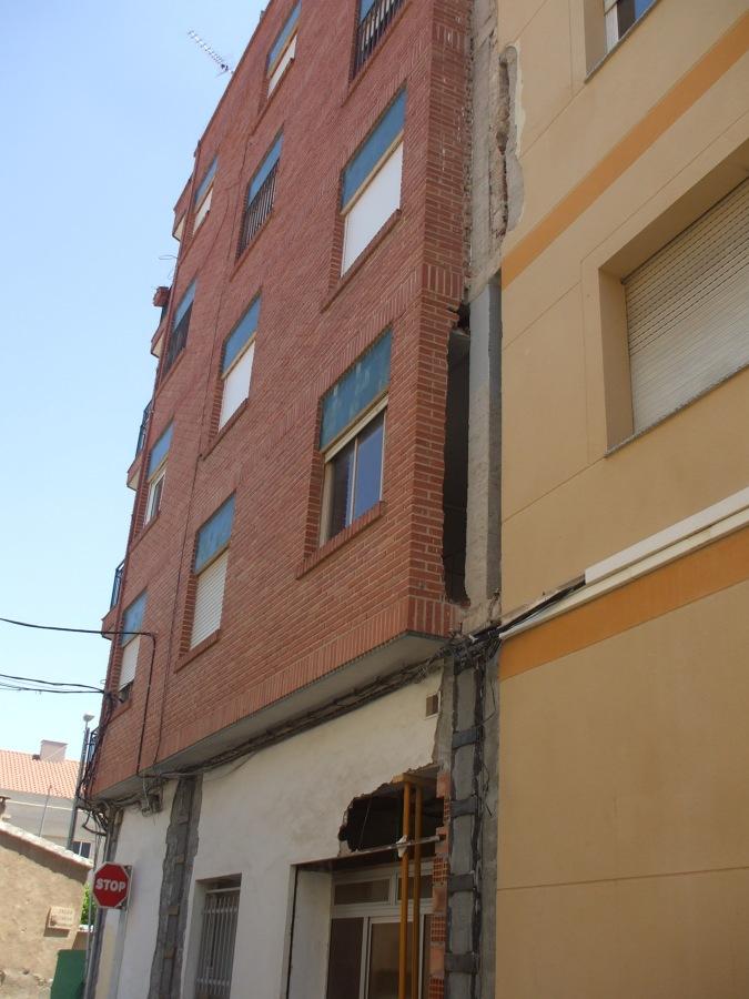 Fachada de ladrillo visto top aplicacin de en fachadas de - Fachadas ladrillo visto ...