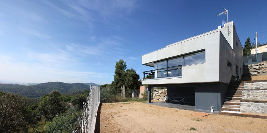 Casa prefabricada en barcelona ideas construcci n casas - Casas prefabricadas en barcelona ...