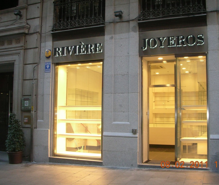 Proyecto de joyeria en madrid capital ideas reformas - Reformas madrid capital ...