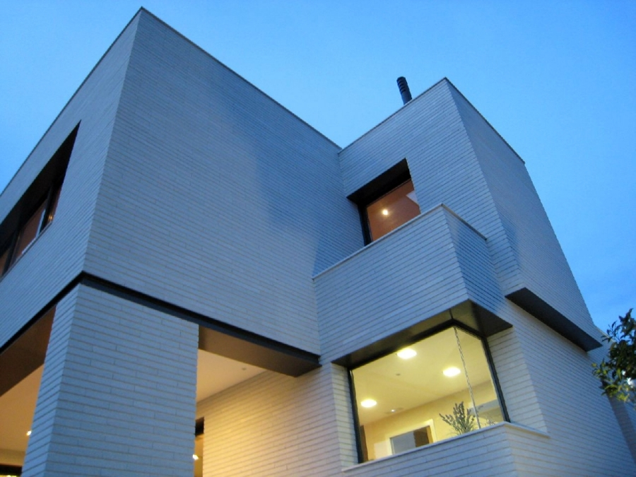 fachada lateral