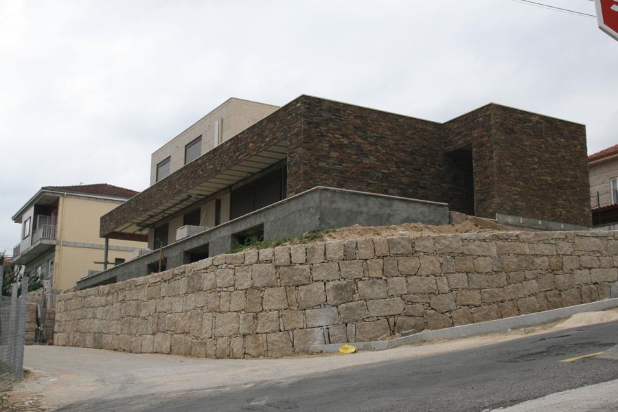 Vivienda unifamiliar en ourense ideas arquitectos - Arquitectos ourense ...